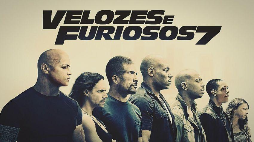 Fast And Furious 7 Velozesefuriosos7 The Rock Paulwalker Toretto Batata First Eyeem Photo