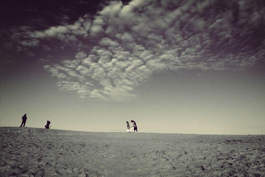 Sky 鳥取砂丘