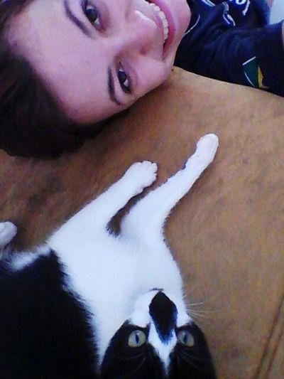 Cute Cat Love ForeverandeverGina. ?