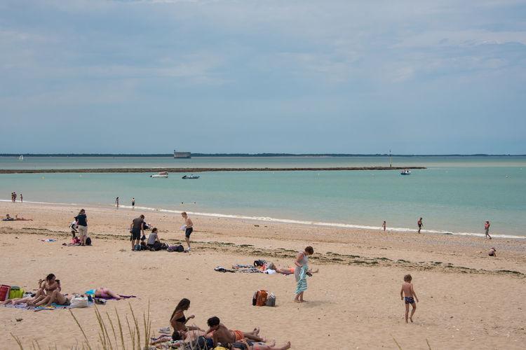 Aix island