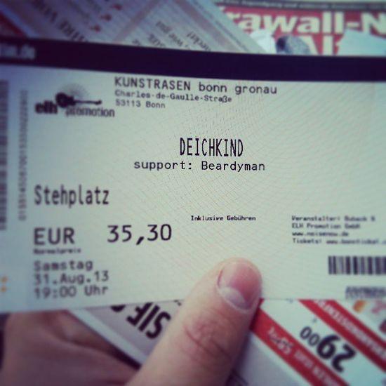 Krawall und Remmidemmi! #deichkind #bonn Deichkind Bonn