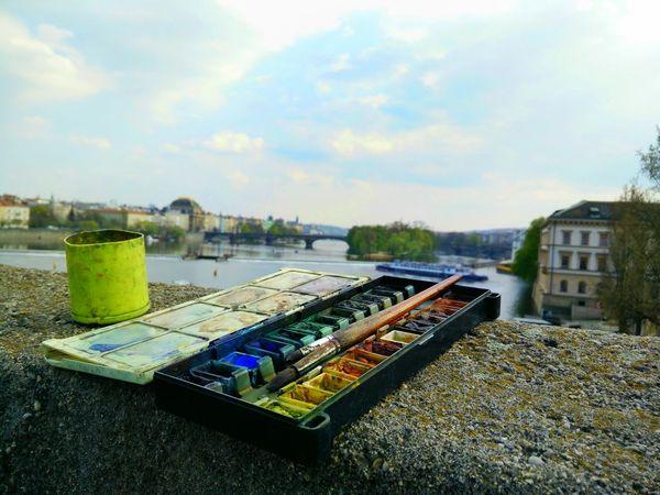 Colour Of Life Prague River Oneplusone