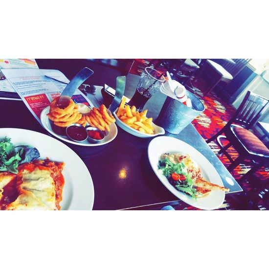 Lunch with my favourite person Lunch Boyfriend❤ ♡ 🍴🍝😘👫💑