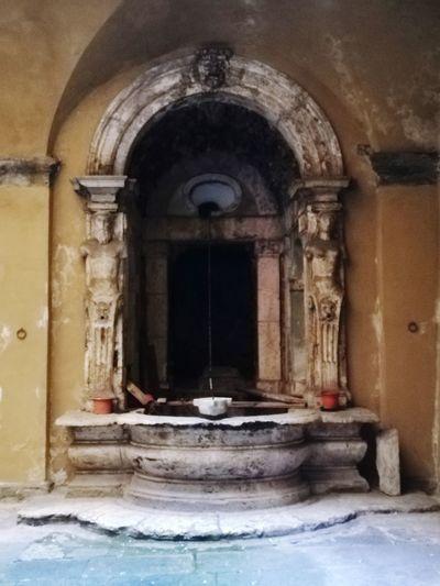 Water Doorway