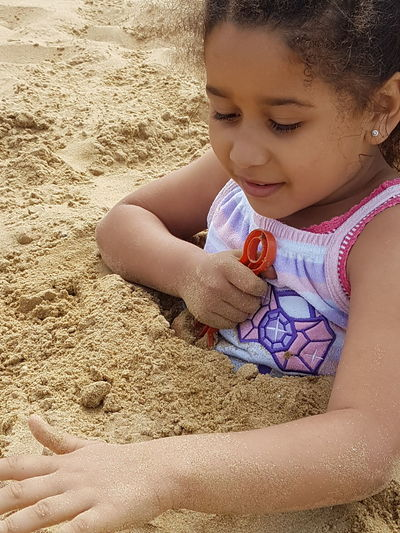 just being a kid Taking Photos My Daughter ♥ Kids Sand Dune Water Sand Pail And Shovel Baby Beach Holiday