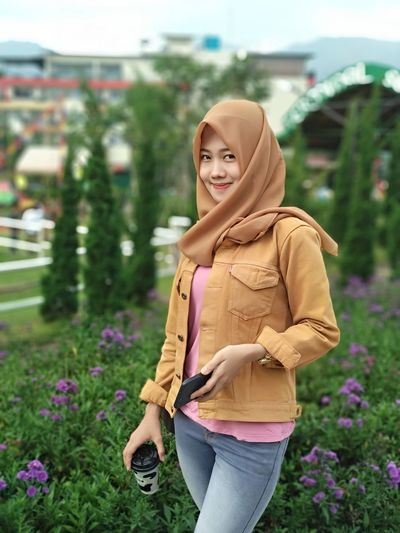 Beauty girl from indonesia
