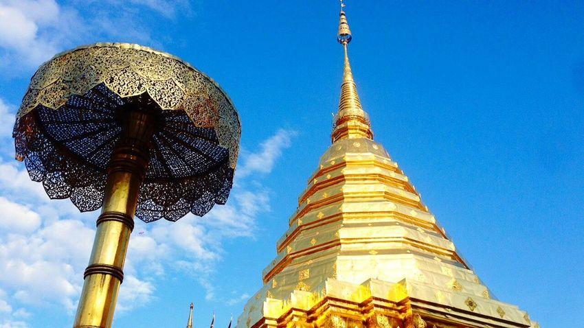 Chiangmai Watphrathatdoisuthep Eye4photography  Temple Taking Photos EyeEm Gallery Chiangmaitrip2015 Travel Photography