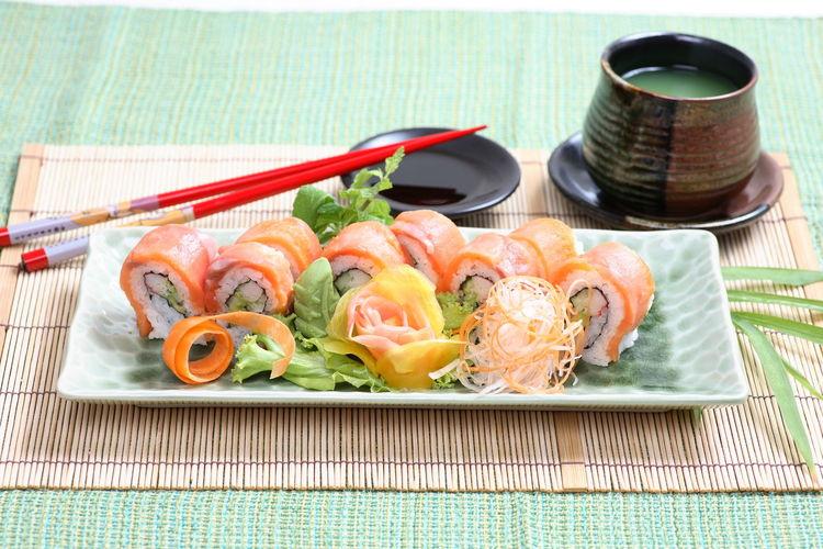 Sushi set Thai Foods Japanese Food Lover Japanese Food Caviar Salmon - Seafood Rice - Food Staple Fried Rice Fillet Japanese Culture Ramen Noodles Salmon Prawn Starter Soy Sauce Sushi Sashimi  Steamed  Seafood Shrimp - Seafood Shrimp
