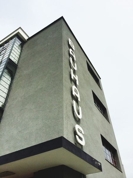 Architecture Beuth Studying Dessau