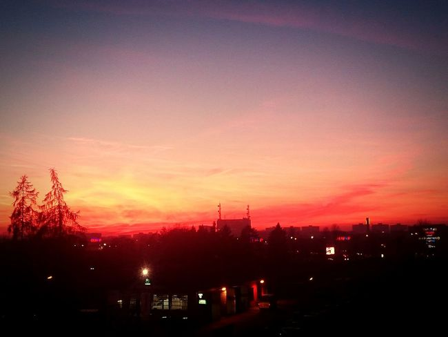 City View  Sunset_collection XperiaZ3 Butiful Sky