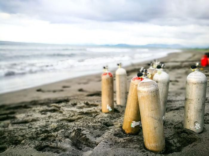 Sea Diving Cylinder P9shot