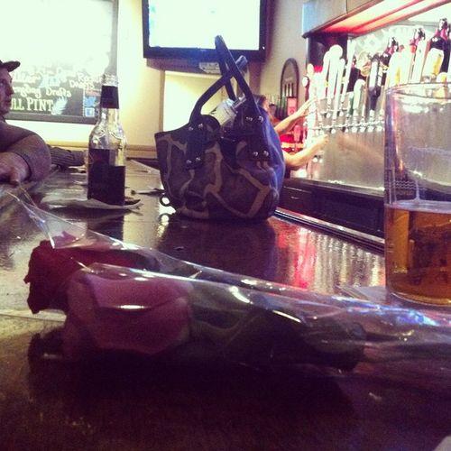 Happy birthday, bae! Leolove Flowersforyou HappyBirthday Onyx Bloodstone Roses Dormont