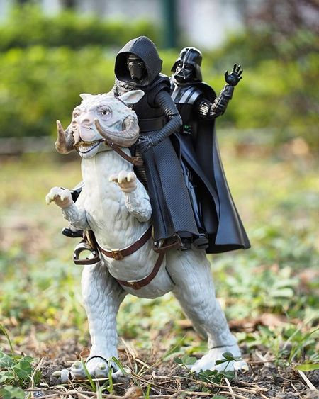 """Hold me tight,grandpa!!"" ------------------------------------------------------- Starwars Stormtrooper TheForceAwakens Starwarsdaily Photooftheday KyloRen Darthvader Toygroup_alliance Toysphotography Starwarsfan Grandpa Thursday Toptoyphotos Ride Toydiscovery Bestpic Picoftheday Ig_bogota_ Instapic Instaphoto Justanothertoygroup Bestphoto Fatherandson Instamood Toyslagram_lego epictoyart bepopular bestpicture starwarsfan ig_santanderes"