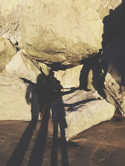 Muirbeach Muir Beach Rocks Showcase: November Shadows