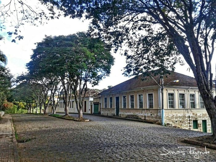 Arquitetura Colonial Minas Gerais-BR Brasil ♥ Arquitecture Hdr_Collection Casarões History Old House Pracinha Historic