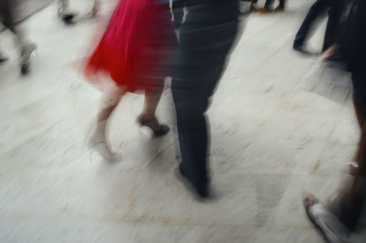 Milongueando series Tango Tango Streetdancing Tangoargentino Dance Dance Photography Dancer Streetphotography Street Photography Streat The Street Photographer - 2016 EyeEm Awards Red Close Up Street Photography Long Exposure Movements Legs Stop Motion People Together Colour Of Life Finding New Frontiers