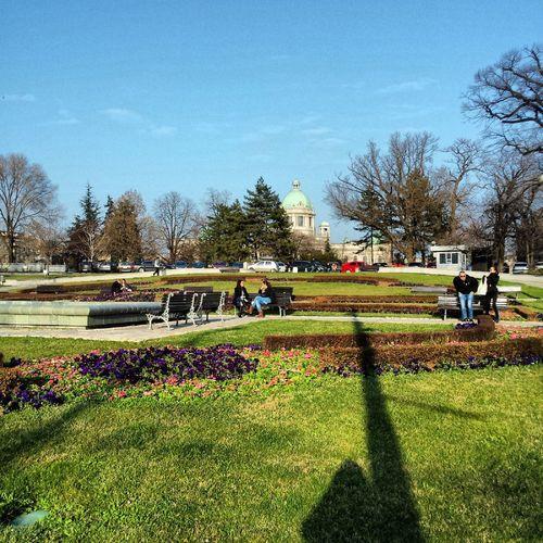 pionirski park Beograd Belgrade Park NarodnaskupstinaRepublikeSrbije