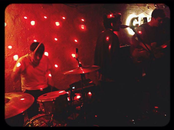 Flowers Indie Rock Live Music