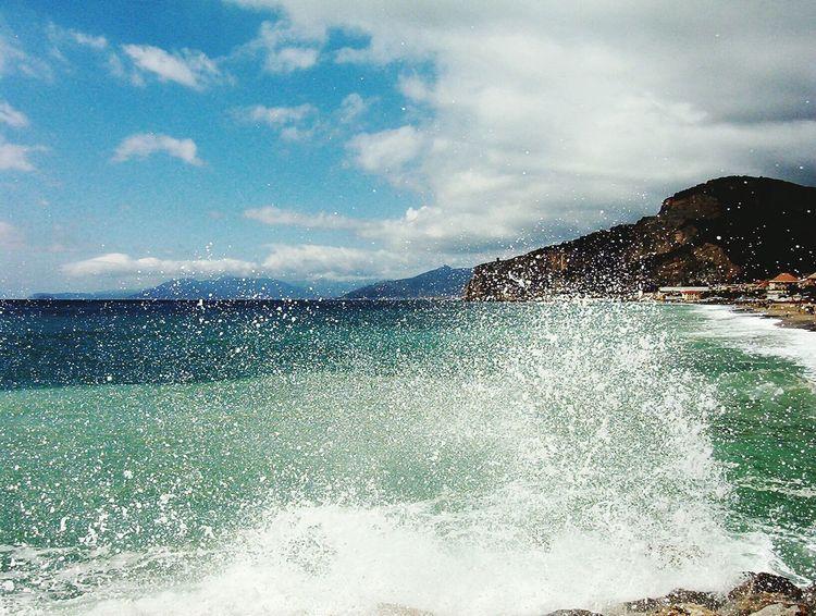 Schizzi Italia Mare Sole...☀ Sea Sole