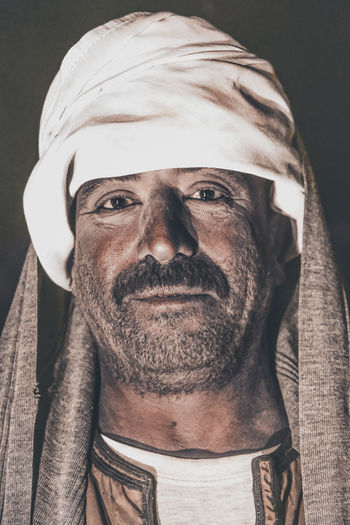 at upper egypt The Fashion Photographer - 2018 EyeEm Awards The Portraitist - 2018 EyeEm Awards The Traveler - 2018 EyeEm Awards Traditional Clothing Adult Beard Close-up Contemplation Facial Hair Front View Headshot Human Face Indoors  Lifestyles Looking At Camera Males  Mature Adult Mature Men Men Mid Adult Mustache One Person Portrait Real People Serious Turban