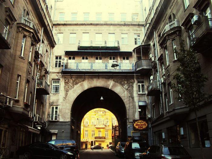 The Architect - 2014 EyeEm Awards Buildings Amazingkiev Architecture Ukraine Kiev Theview Tourist