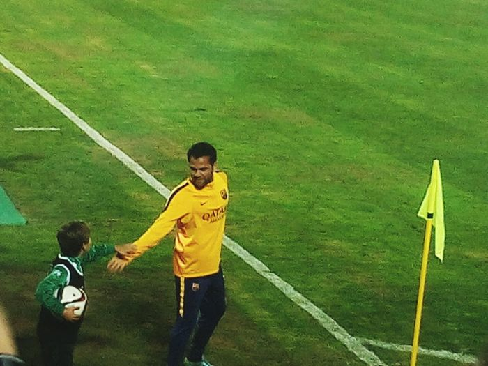 Football FCBarcelona  Dani Alves ❤