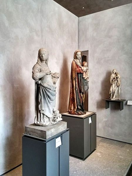 Human Representation Religion Art And Craft Male Likeness Statue Place Of Worship Indoors  Spirituality Female Likeness Angel Sculpture Day