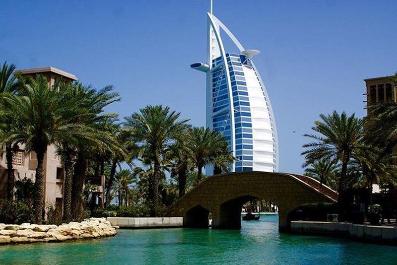 Burj Al Arab. Dubai UAE Soukmadinatjumeirah Burjalarabhotel