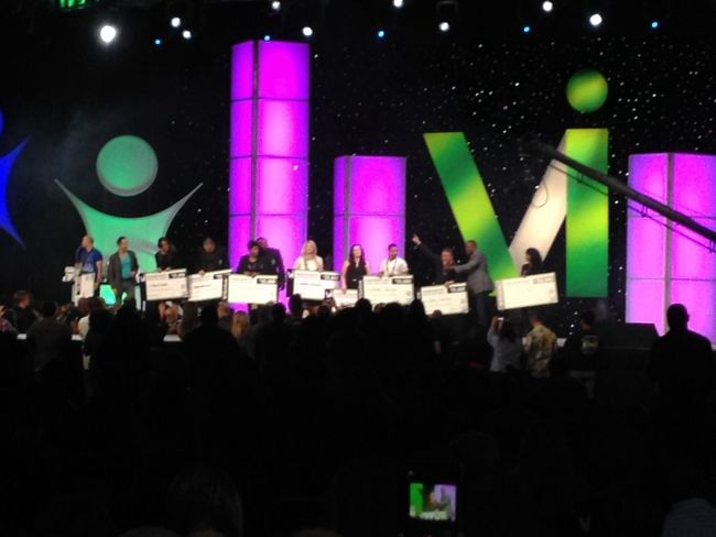New Ambassadors! Life, health and Prosperity! Visalus At A Conference
