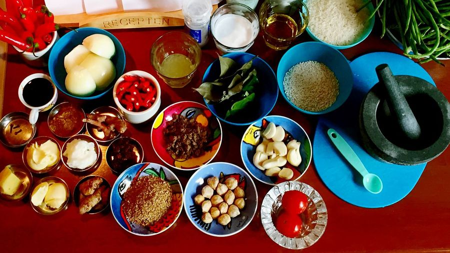 Cooking At Home Recipe Ingredients Indonesian Food
