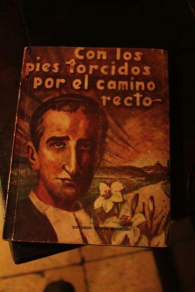 Mi pa recordo mi viejo Apodo de Colegio... Y me compro un gran y unico libro. Santo Hermano Miguel gracias por no alejarte de mi camino. La Salle