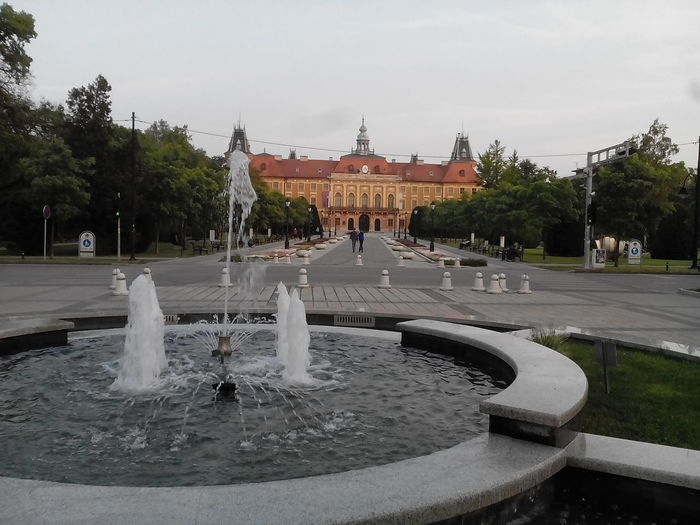 Architecture Built Structure Day No People Outdoors Sombor First Eyeem Photo