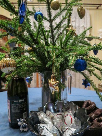 Christmas Decorations Christmas Tree New Years Eve Celebration ???