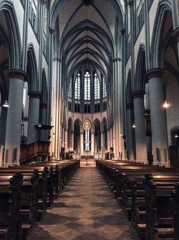 Church Cathedral Architecture EyeEm Best Shots Cologne , Köln,  Famous Place Rhein Eyem Best Shots The Week On Eye Em Urbanexploration