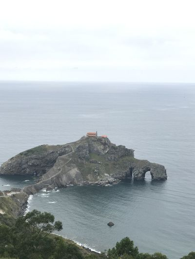 Rocadragon Juegos De Tronos Water Sea Beauty In Nature Sky Scenics - Nature Nature Land