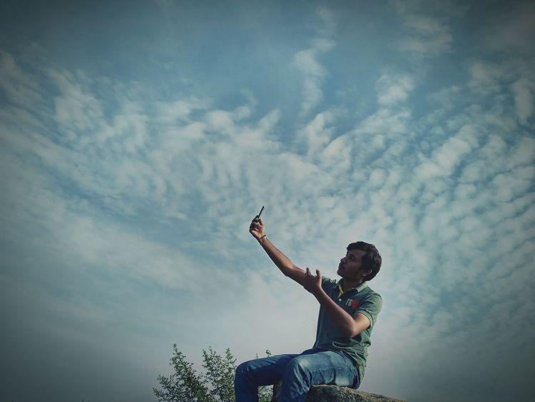 Adult Fun Morning Mist EyeEmNewHere EyeEmMagazine Crazy Moments Selfiecraze Fresh On EyeEm 2017 Mornig Sunlight Creative Photography Nature Photography Eyem Best Shots Nature_collection @ Nandihills Banglore Let's Go. Together.