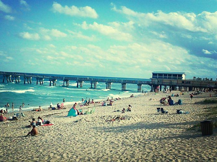 Lake Worth Florida Beach