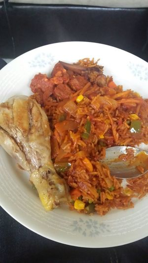What's For Dinner? Speciality from congo