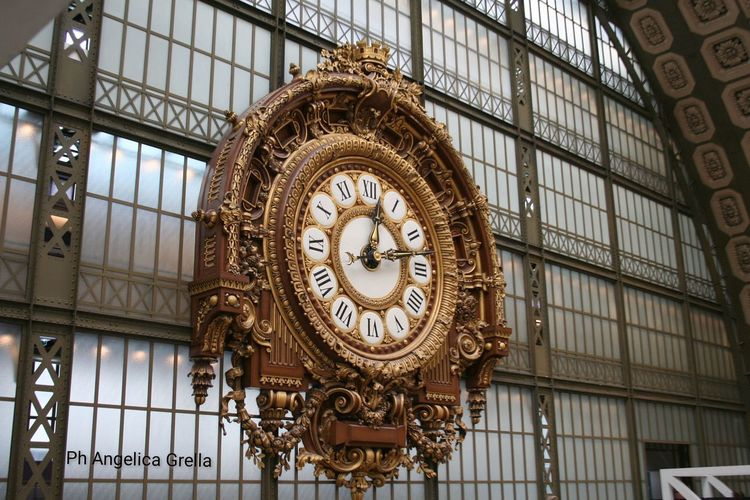 First Eyeem Photo FirstEyeEmPic EyeEm Best Shots EyeEm Nature Lover Eye4photography  France France 🇫🇷 Paris Paris, France  Love Orsay Clock Ornate Time Travel Destinations Architecture Clock Face Built Structure Close-up No People Day