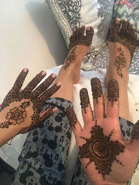 Human Body Part Human Hand People Adult Adults Only Celebration Togetherness Only Women Indoors  Lifestyles Young Women Young Adult Party - Social Event Low Section Day Love Wedding Photography Wedding Dress Wedding Day France Paris Tatoo Tatoos Henna Tattoo Wedding