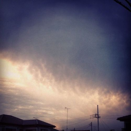 Weather Sky 空模様 Cloud 空 雲