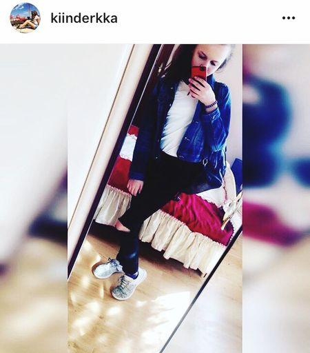 Instagram : kiinderkka Princess Instagood Lustro Wiosna Instadaily Long Goodbye