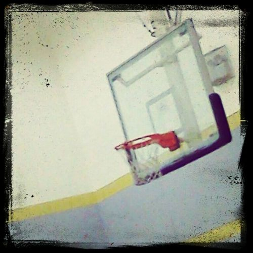 My View : Hooping Session ..
