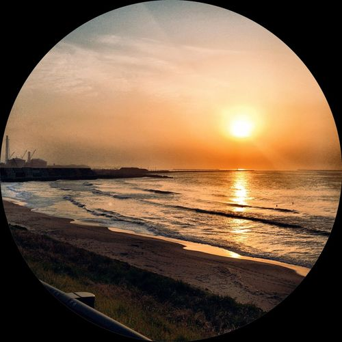 Sunrise Lifestyles Life Mylife Beach Sea Happiness Happy Sky Morning Surfing Surf Surfing Life Home Sweet Home 3ikO Japan Sendai Sendainewport