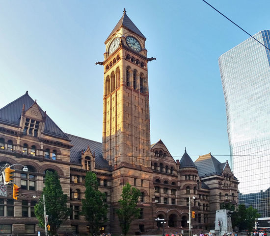 Architecture City Clock Tower Historic History Outdoors Toronto Toronto Canada Torontophotographer Tower Travel Destinations