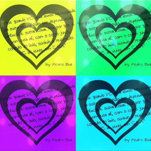 Pedrobial Love Home Coração