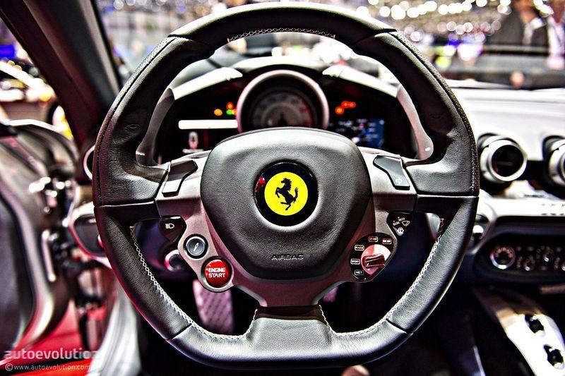 Ferrari F12 Berlinetta Ferrariautomobile