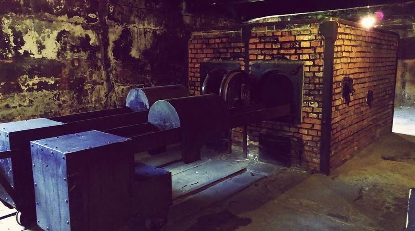 Crematorium Konzentrationslager Auschwitz Ww2 Silence Is A War Crime