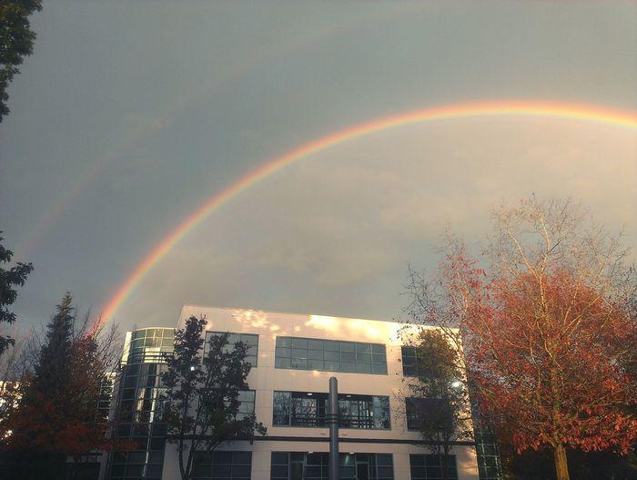 Rainbows Sky Clouds part 2 by Shaun Emerik ©