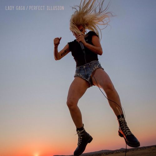 """It was a perfect Illusion..."" - Lady Gaga Lady Gaga Perfect Illusion LG5"